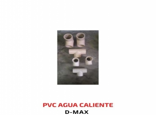 PVC AGUA CALIENTE
